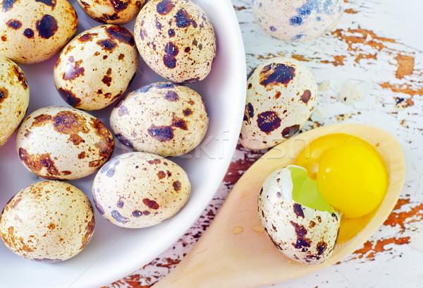 卵 卵 グループ 羽毛 朝食 シェル ストックフォト © tycoon