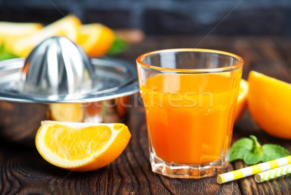 oranges and fruit Stock photo © tycoon