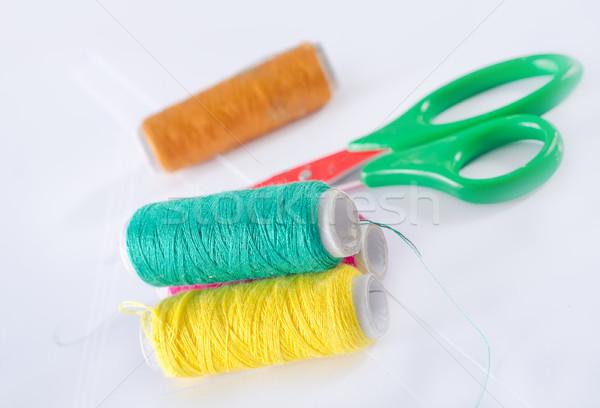 threads Stock photo © tycoon