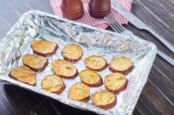 sweet potato Stock photo © tycoon