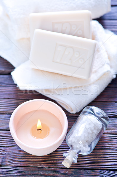 spa objects Stock photo © tycoon