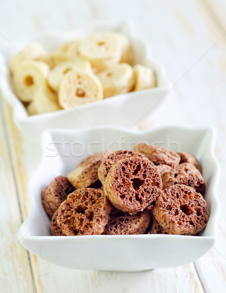 dry breakfast Stock photo © tycoon