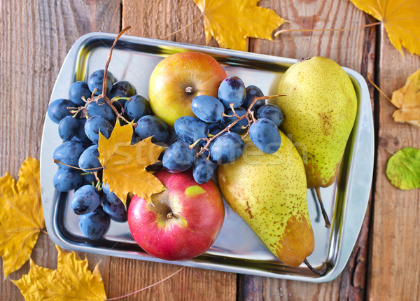 autumn harvest Stock photo © tycoon