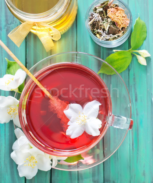 herbal tea Stock photo © tycoon