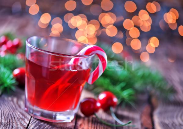 christmas drink Stock photo © tycoon