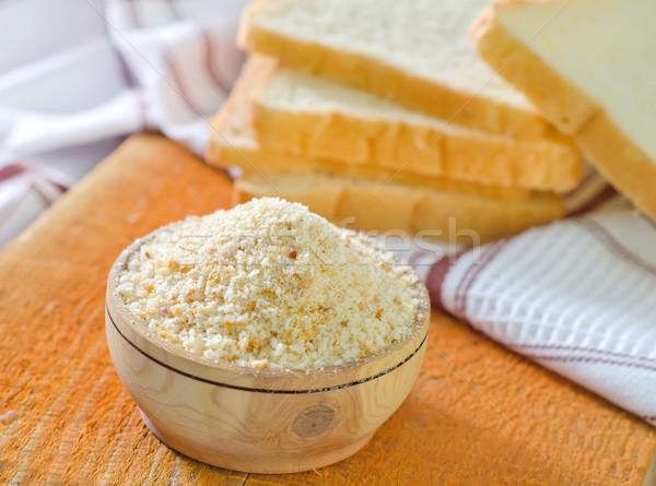 rusk flour Stock photo © tycoon