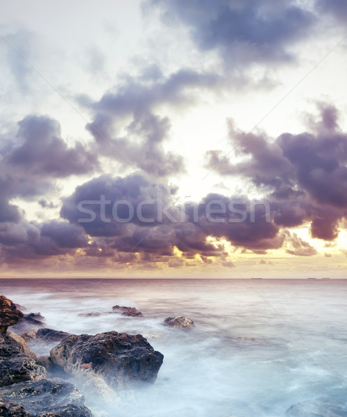 sea in Crimea Stock photo © tycoon