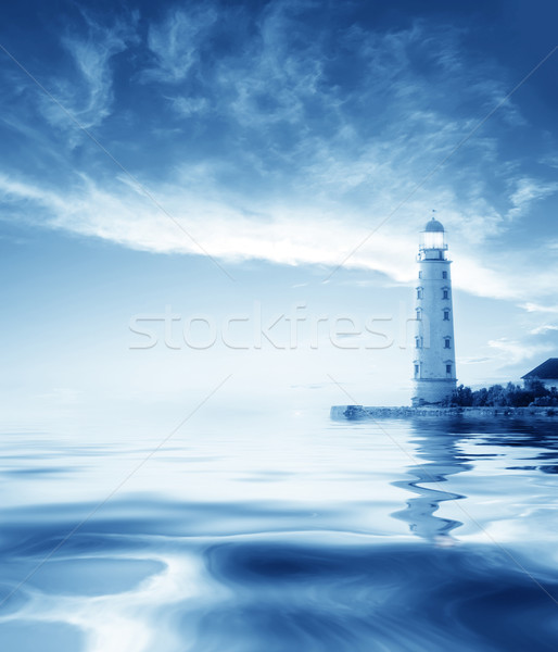 lighthouse Stock photo © tycoon