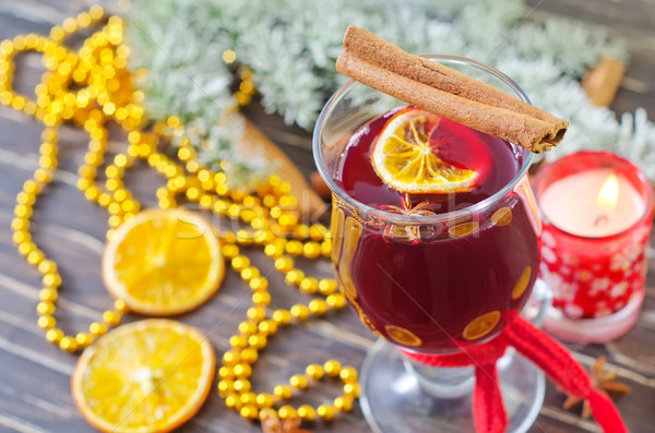mulled wine Stock photo © tycoon