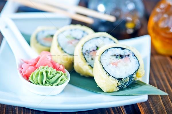 sushi Stock photo © tycoon
