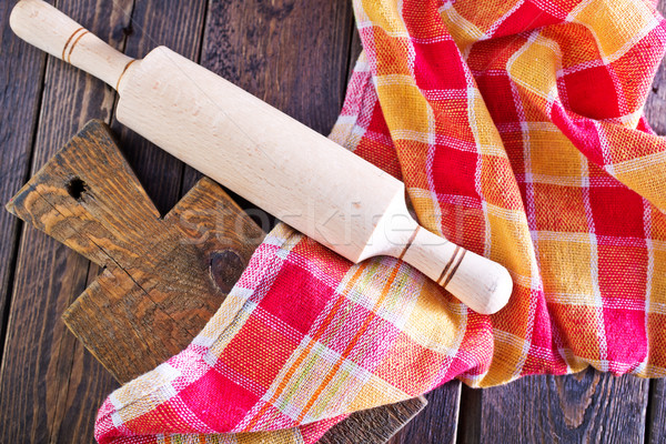 rolling pin Stock photo © tycoon