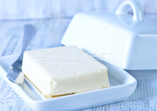 fresh butter Stock photo © tycoon