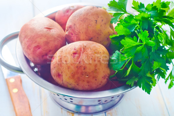 potato Stock photo © tycoon