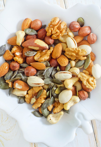 nuts Stock photo © tycoon