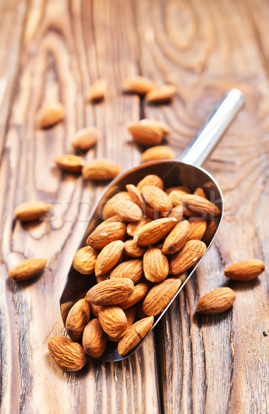 almond Stock photo © tycoon