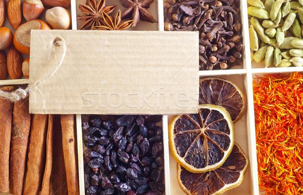 味 香料 咖啡 醫藥 酒吧 咖啡館 商業照片 © tycoon