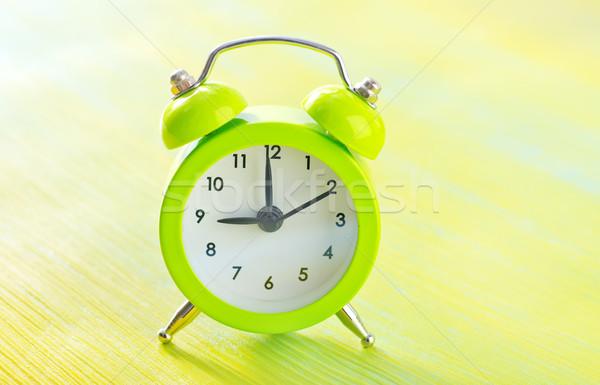 clock Stock photo © tycoon