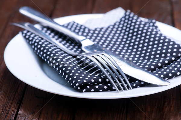 place setting  Stock photo © tycoon