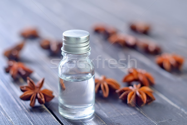 anise and oil Stock photo © tycoon