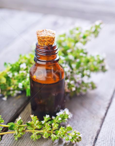 aroma oil Stock photo © tycoon