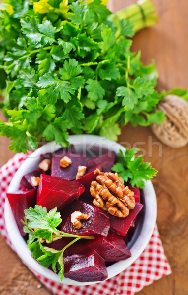 boiled beet Stock photo © tycoon