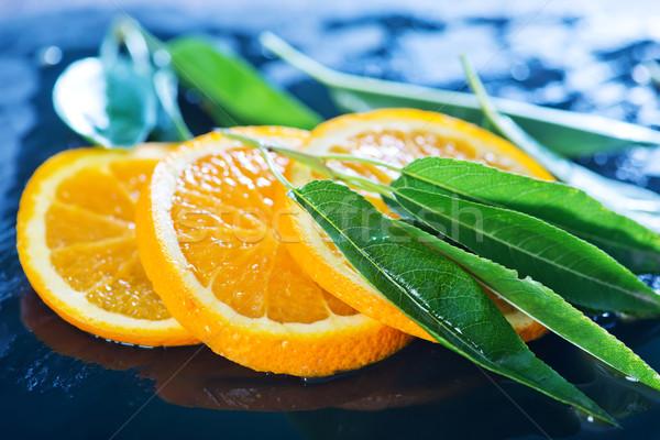orange Stock photo © tycoon