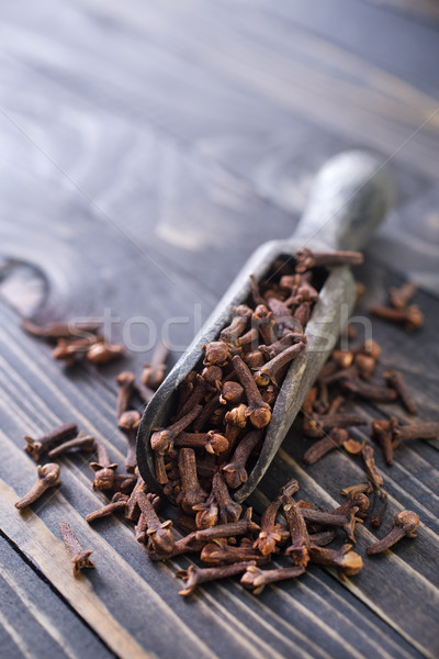 cloves Stock photo © tycoon