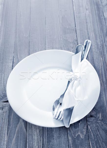 dishware Stock photo © tycoon