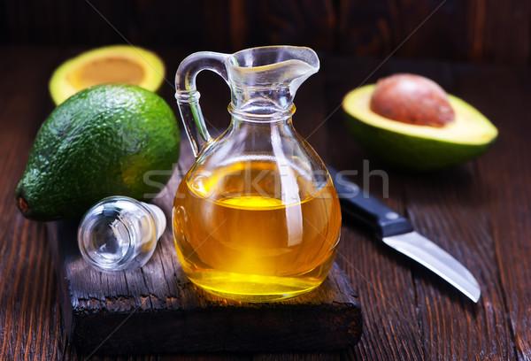 avocado oil Stock photo © tycoon