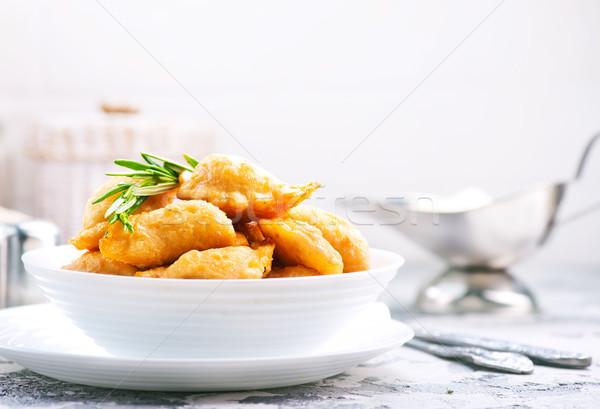 Eigengemaakt asian voorraad afbeelding kip Stockfoto © tycoon