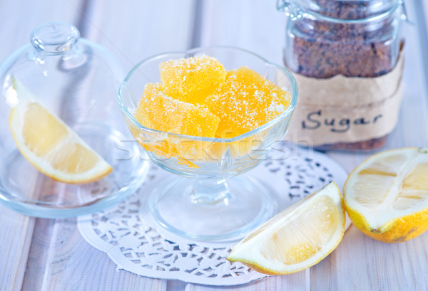 marmalade Stock photo © tycoon