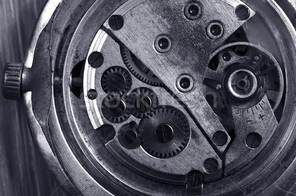 old clock Stock photo © tycoon