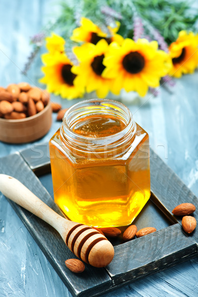 honey Stock photo © tycoon