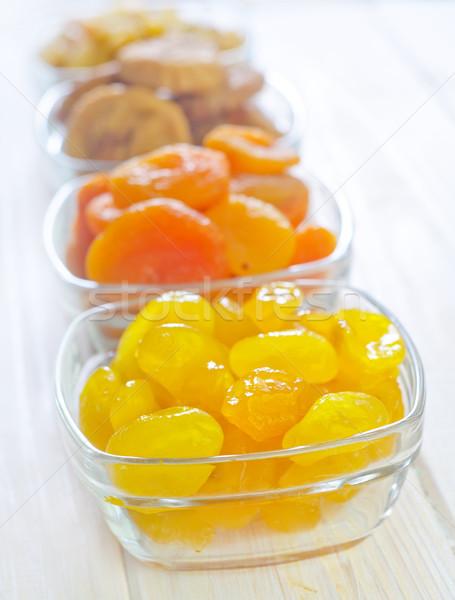 сушат плодов продовольствие природы стекла группа Сток-фото © tycoon