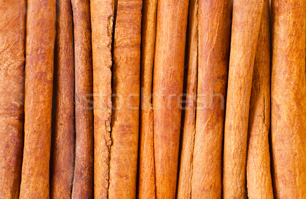 cinnamon Stock photo © tycoon