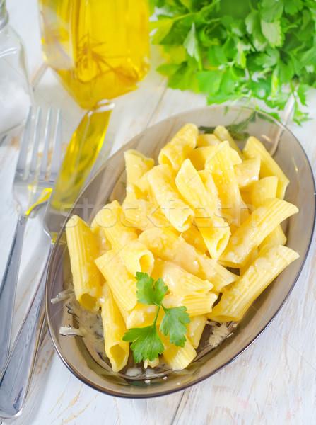 巴馬 食品 奶酪 叉 烹飪 用餐者 商業照片 © tycoon