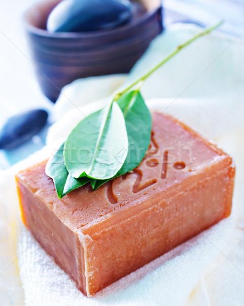 soap Stock photo © tycoon