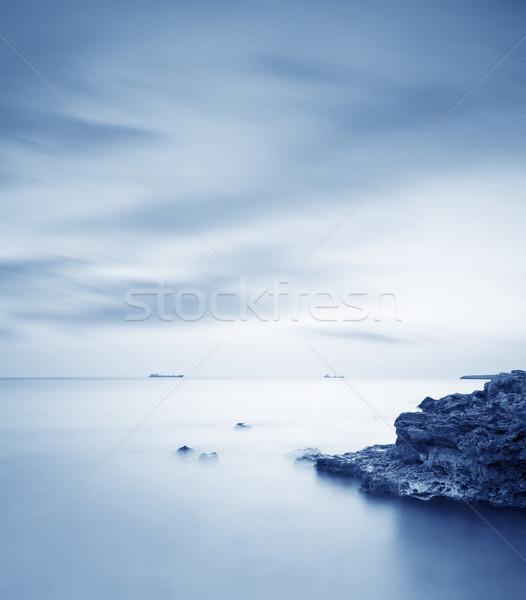 Sea in Crimea Stock photo © tycoon