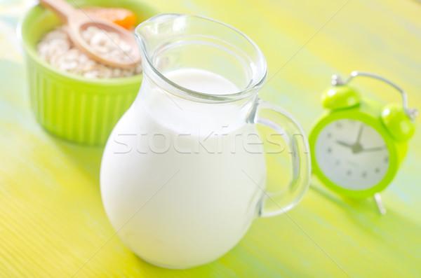 milk Stock photo © tycoon
