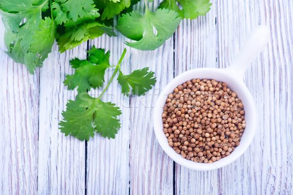 Stok fotoğraf: çanak · tablo · gıda · meyve · bitki · Çin