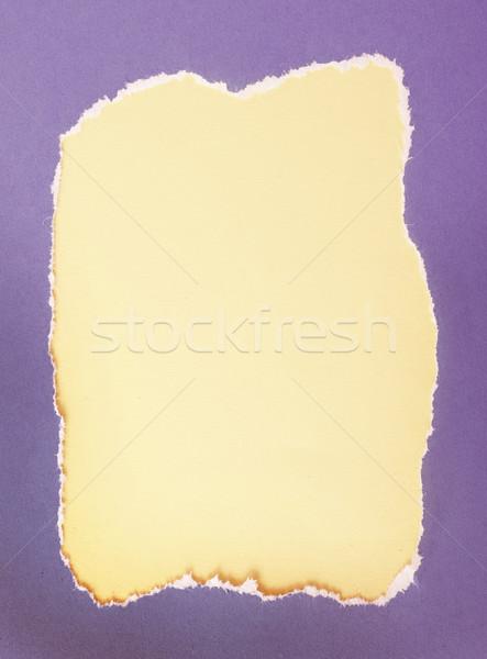 ストックフォト: フレーム · 色 · 論文 · カラフル · 紙 · スペース