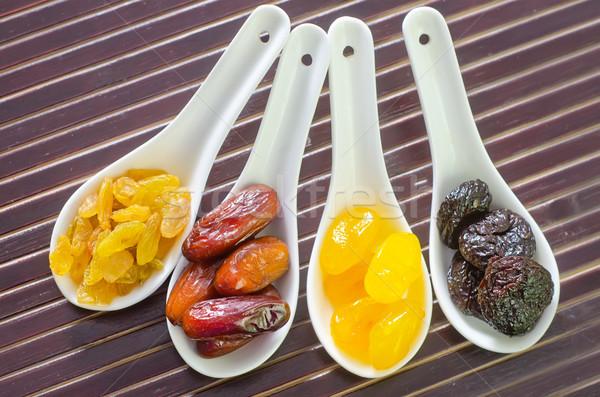 Secar fruto comida natureza África cor Foto stock © tycoon