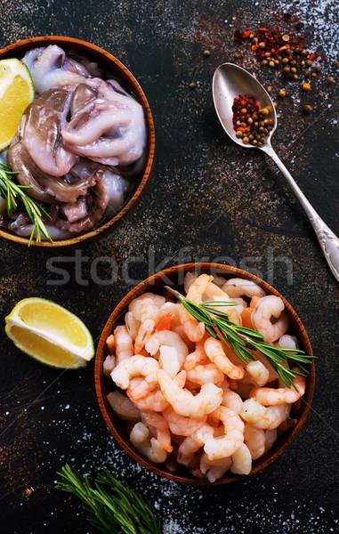 seafood Stock photo © tycoon