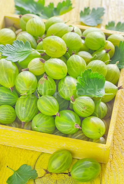 gooseberry Stock photo © tycoon