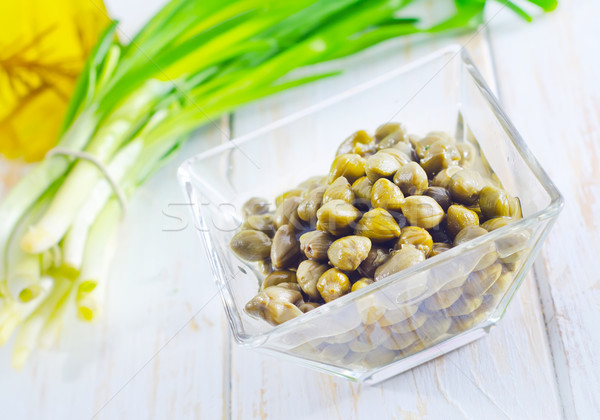 capers Stock photo © tycoon