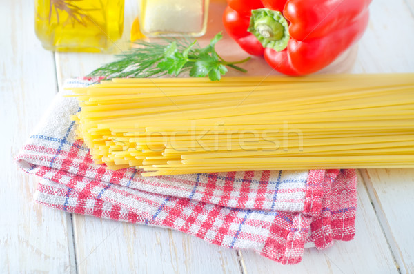 spaghetti Stock photo © tycoon