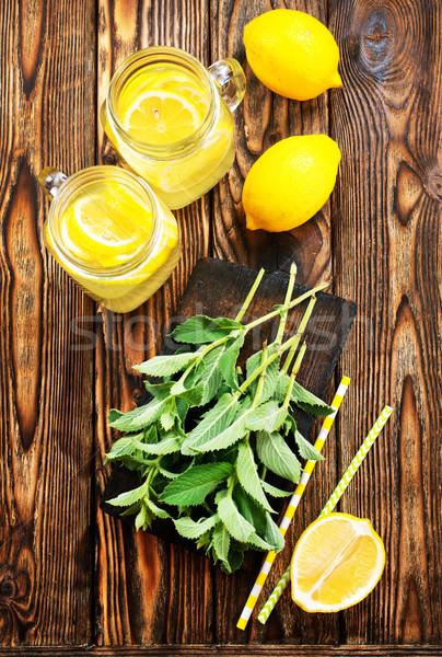 lemonade Stock photo © tycoon