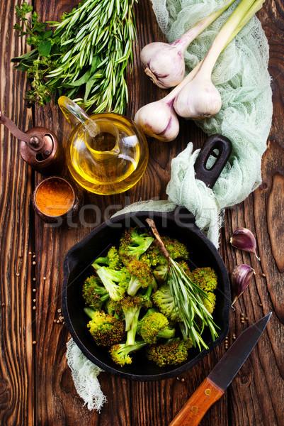 broccoli Stock photo © tycoon