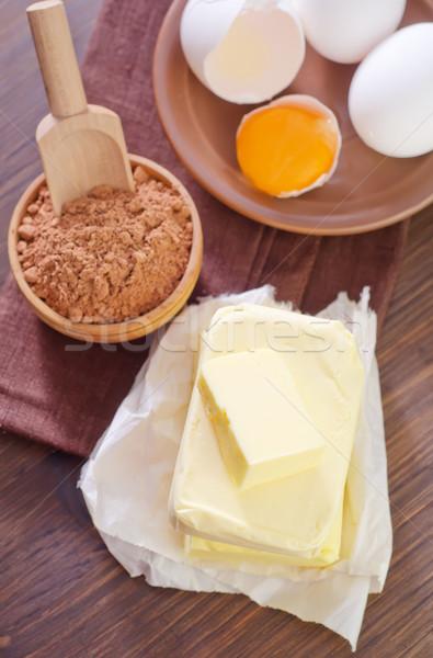 Ingredientes bolo de chocolate comida madeira for Ingredientes para comida