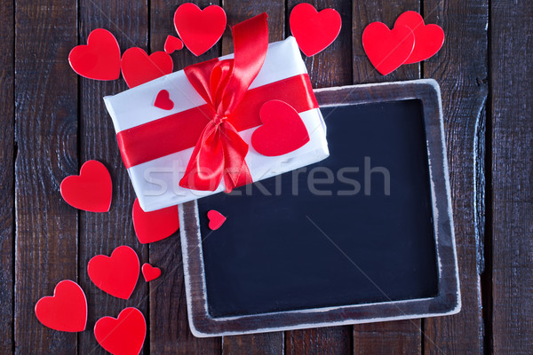 Stock photo: background for Valentine's day